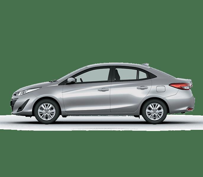 thiết kế khí động học xe Toyota Vios 2020