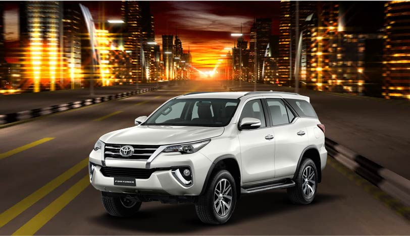 fortuner 2.7AT 4x4 2019
