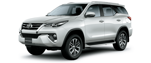 fortuner 2.8AT 4x4 2019