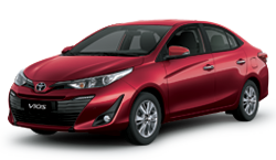 xe Toyota Vios 2020 1.5e mt 3 túi khí